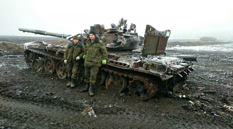armee russe selfies