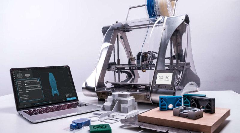 L'impression: de Gutenberg à la 3D!